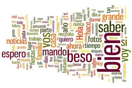 کلمات متداول زبان اسپانیایی