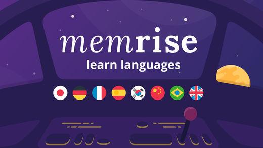 اپلیکیشن یادگیری زبان Memrise