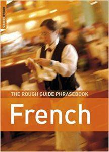 کتاب Rough Guide French Phrasebook با فایلهای صوتی