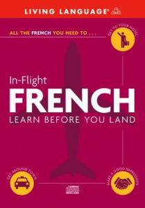 دانلود فایل های صوتی آموزش زبان فرانسه In Flight French