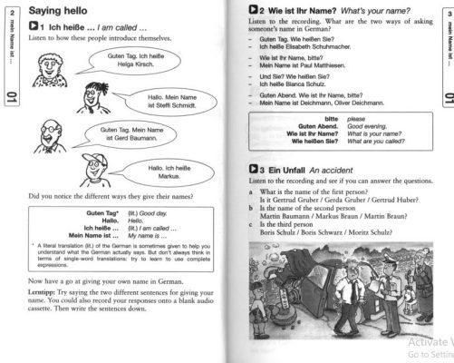 دانلود کتاب خودآموز آلمانی