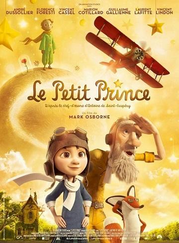 دانلود انیمیشن فرانسوی شازده کوچولو